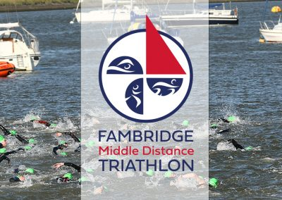 Fambridge Middle Distance Triathlon – 4th July 2021