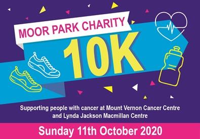 Moor Park 10K – 11th October 2020
