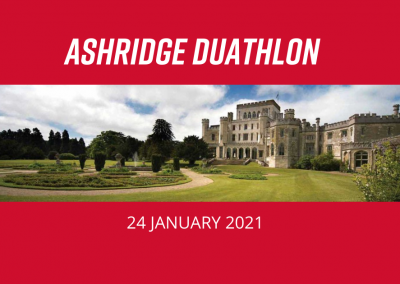 Ashridge Duathlon – 24th January 2021