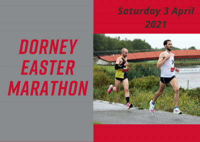 Dorney Easter Marathon – 3rd April 2021