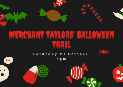 Merchant Taylors' Halloween Trail – 31st October 2020
