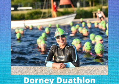 Dorney Triathlon – 13th June 2021