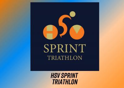 HSV Sprint Triathlon – 16th May 2021