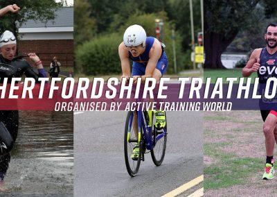 Hertfordshire Triathlon – 23rd May 2021