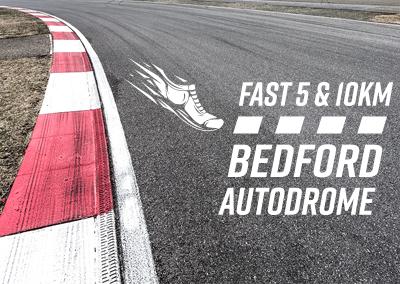 Bedford Autodrome Fast 5 & 10k – 11th April 2021