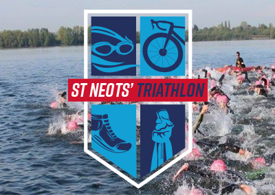 St Neots' Triathlon Series – Race 1: 16th May 2021