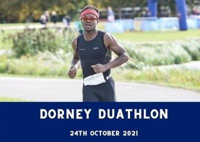 Dorney Duathlon – 24th October 2021
